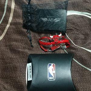 NWT Ashley Bridget Chicago Bulls NBA Bracelet